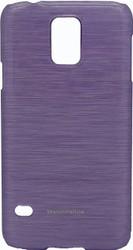 Samsung Galaxy S5 Silk Snapon Purple