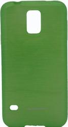 Samsung Galaxy S5 TPU Silk Green