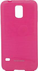 Samsung Galaxy S5 TPU Silk Pink