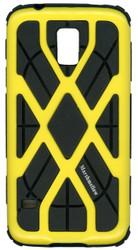 Samsung Galaxy S5 MM Spider Case Yellow