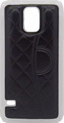 Samsung Galaxy S5 Quilted Leather Bumper Black