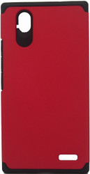ZTE Warp Elite MM Slim Dura Case Red