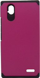 ZTE Warp Elite MM Slim Dura Case Pink