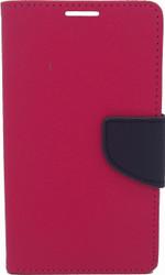 LG Optimus F60 Professional Wallet Pink