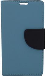LG Optimus F60 Professional Wallet Blue