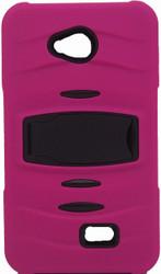 LG Optimus F60 MM Kickstand Pink