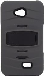 LG Optimus F60 MM Kickstand Grey