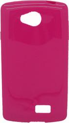 LG Optimus F60 TPU Pink