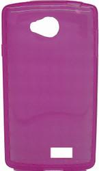 LG Optimus F60 TPU Purple