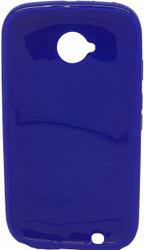 Motorola E2 LTE CDMA TPU Blue