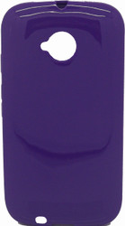 Motorola E2 LTE CDMA TPU Purple