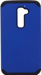 LG G2  MM Slim Dura Case Blue