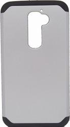 LG G2  MM Slim Dura Case Grey