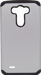 LG G3  MM Slim Dura Case Grey