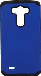 LG G3  MM Slim Dura Case Blue