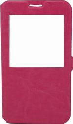 Samsung Note 2 Caller ID Flip Wallet Pink