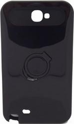 Samsung Note 2 Glow Case  Black