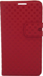Samsung Note 3  Weave Case Red