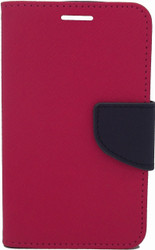 Alcatel Evolve 2 Professional Wallet  Red