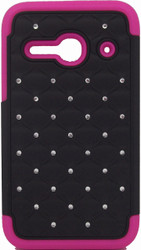 Alcatel Evolve 2 Dual Bling Case Pink
