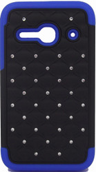 Alcatel Evolve 2 Dual Bling Case Blue