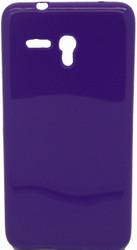 Alcatel Fierce XL TPU Purple