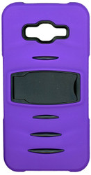 Samsung Grand Prime MM Kickstand Purple