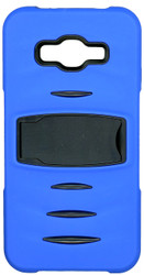Samsung Grand Prime MM Kickstand Blue