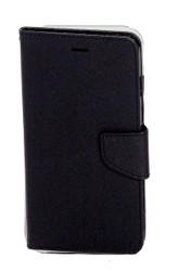 LG F60 Tribute Professional Wallet Black