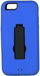 Iphone 6/6S Armor Horizontal  With Kickstand Blue