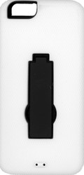 Iphone 6/6S Armor Horizontal  With Kickstand White