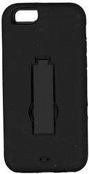 Iphone 6/6S Armor Horizontal  With Kickstand Black