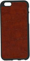 Iphone 6/6S Leather TPU Brown
