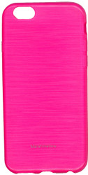 Iphone 6/6S Silk TPU Pink