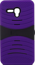 Alcatel Fierce XL  Armor Case With Kickstand Purple