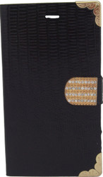 Blu 5.0 II MM Deluxe Wallet Black
