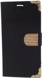 Blu 5.0S II MM Deluxe Wallet Black