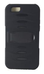 LG F60 Tribute MM Kickstand Black