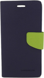 Universal 5.5 inch MM Professional Wallet Navy & Green