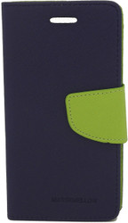 Universal 5.0 inch MM Professional Wallet Navy & Green