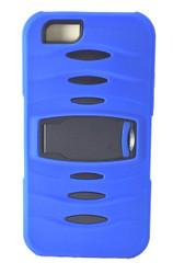 LG F60 Tribute MM Kickstand Blue