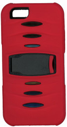 Iphone 6/6S MM Kickstand Case Red
