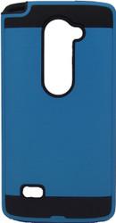 LG Leon Slim Dura Metal Finish Sky Blue