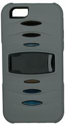 Iphone 6/6S MM Kickstand Case Grey