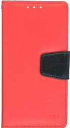 LG K7/Tribute 5 / Escape 3 MM Executive Wallet Red