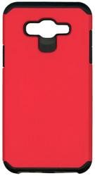 Samsung Galaxy J7 MM Slim Dura Case Red