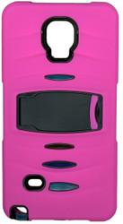 Samsung Galaxy Note 4 MM Kickstand Case Pink