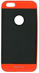 Iphone 6 Plus/6S PLUS MM Slim Duo Case Black & Orange