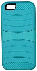 iphone 6/6S Armor Case With Kickstand Teal