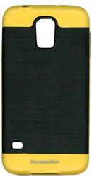 Samsung Galaxy S5 MM Slim Duo Case Black & Yellow